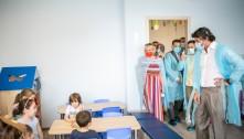 სამგორის რაიონში ახალი საბავშვო ბაგა-ბაღის მშენებლობა დასრულდა