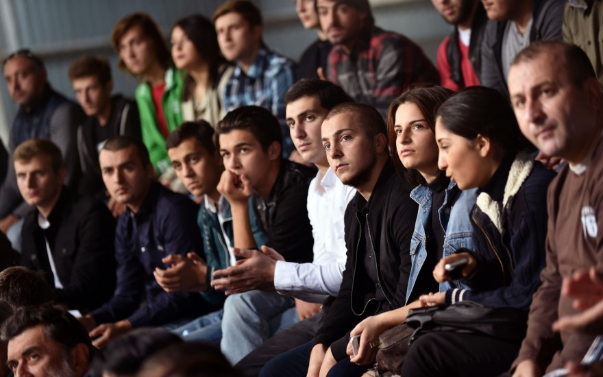 განათლების,კულტურის, სპორტისა და ახალგაზრდობის ხედვის პრეზენტაცია