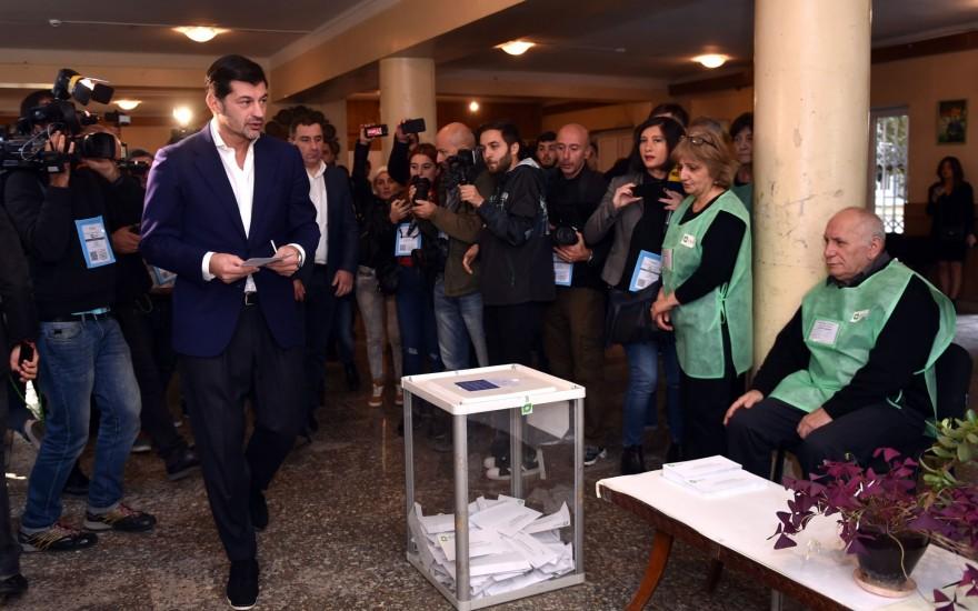 არჩევნები 2017