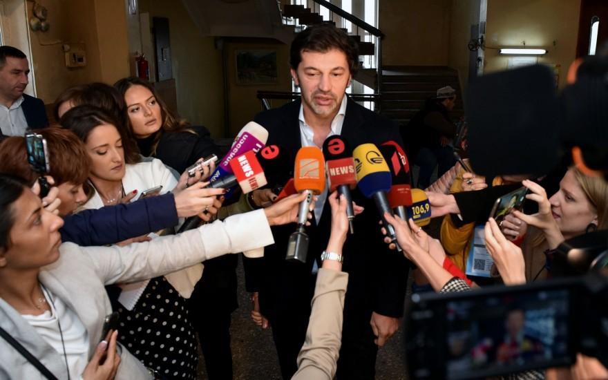 საპრეზიდენტო არჩევნები 2018