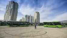 თბილისში შემოსული 30 ახალი ავტობუსი ძირითადად დედაქალაქის გარეუბნებს მოემსახურება