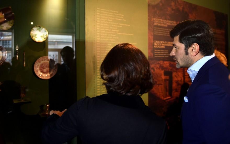 ნიკოლოზ ბარათაშვილის განახლებული მემორიალური სახლ-მუზეუმი საზეიმოდ გაიხსნა