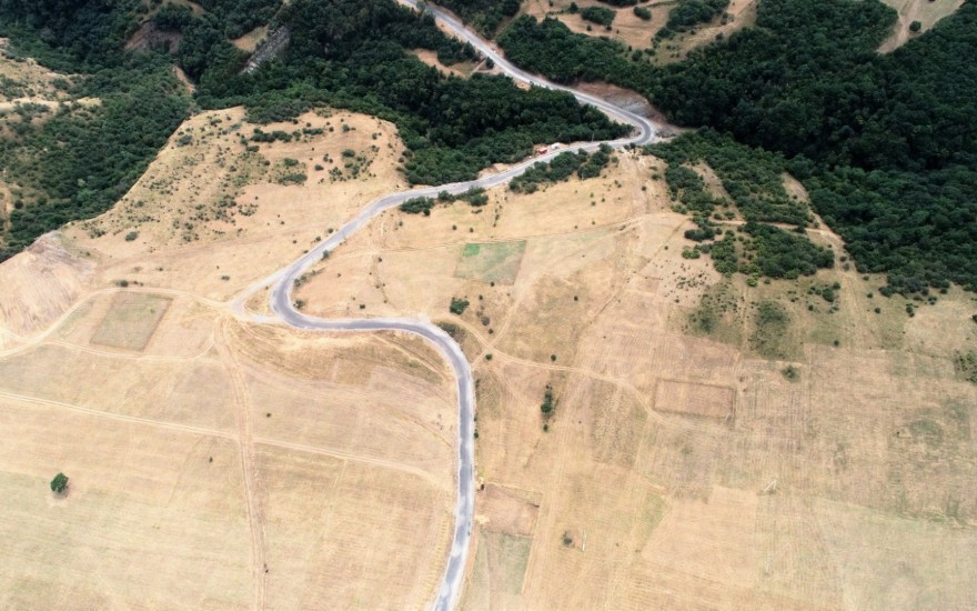 დიღომი-დიდგორი-თელოვანის გზის მშენებლობა დასრულდა