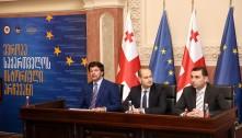 ევროპის დღეების ფარგლებში გამართული კონფერენცია