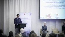 OGP-სა და UNDP-ის მიერ ორგანიზებული კონფერენცია