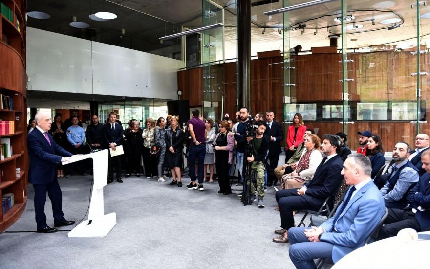 UNESCO-ს გადაწყვეტილებით თბილისი 2021 წლის წიგნის მსოფლიო დედაქალაქი იქნება
