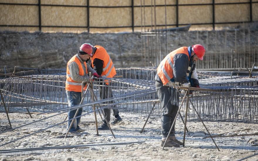 დედაქალაქში პირველი მულტიფუნქციური ცენტრის მშენებლობა იწყება