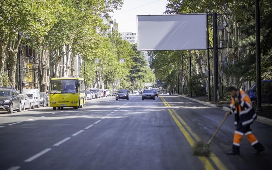 ბუდაპეშტი-კანდელაკის ქუჩების კაპიტალური რეაბილიტაცია დასრულდა