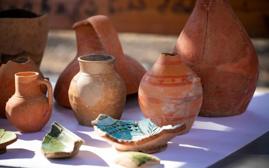 არქეოლოგიური აღმოჩენა და გუდიაშვილის მოედნის რეაბილიტაცია