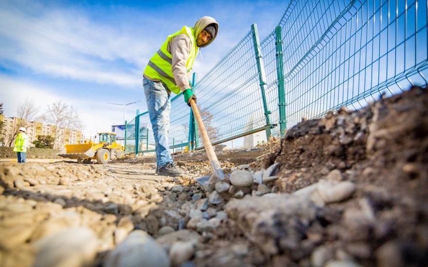 კახეთის გზატკეცილის სათადარიგო ზოლის რეაბილიტაცია