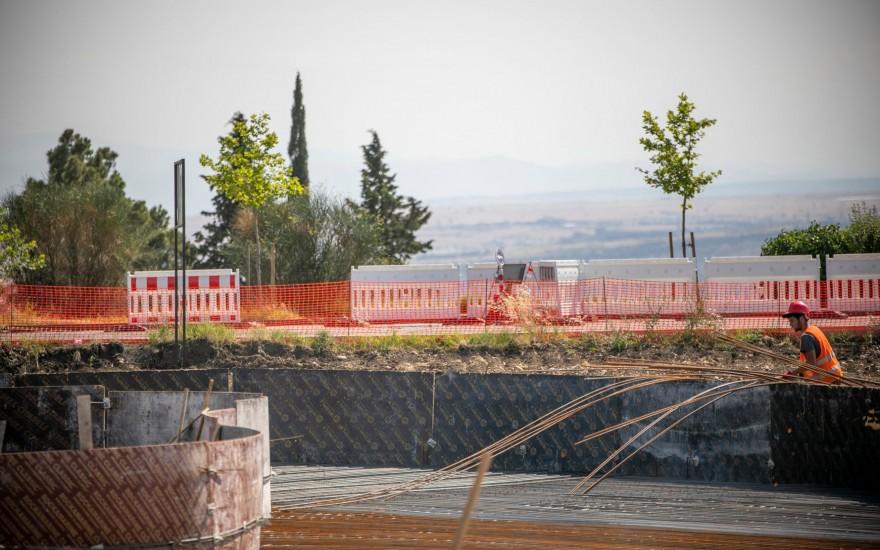 კახეთის გზატკეცილზე არსებული თარგების რეაბილიტაცია