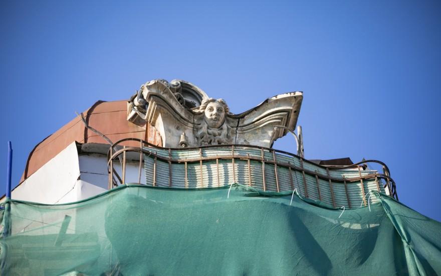 რომის ქუჩის N4-ში მდებარე ისტორიული ძეგლის რეაბილიტაცია დაიწყო