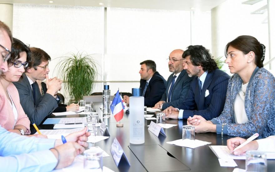 თბილისს საფრანგეთიდან სატრანსპორტო პოლიტიკის ექსპერტები ეწვევიან